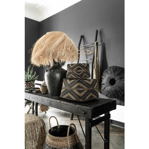 Bazar Bizar The Foldable Market Table - Black