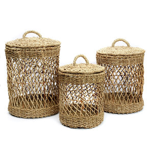 Bazar Bizar The Laundry Baskets 3 kpl