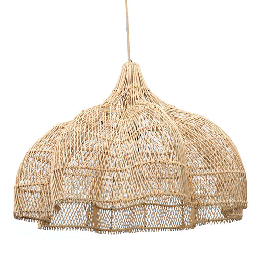 Bazar Bizar The Whipped Pendant - Natural - Large