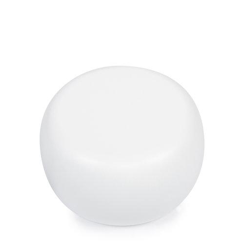 The Matt Side table - White