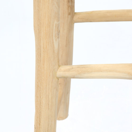 Bazar Bizar The Island Bar Stool - Natural