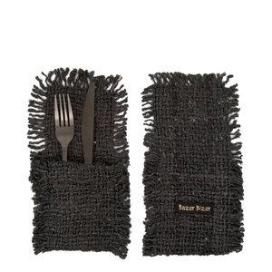 Bazar Bizar The Oh My Gee Cutlery Holder 4 kpl