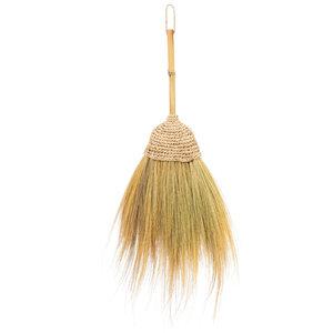Bazar Bizar The Raffia Broom