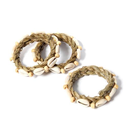 Bazar Bizar The Shell Napkin Ring