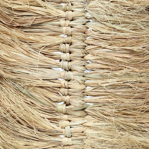 Bazar Bizar The Raffia Palmeira - Natural