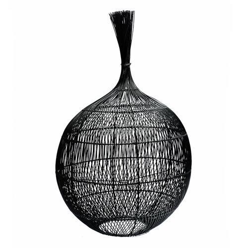 Bazar Bizar The Wonton Floor Lamp - Pendant - Black