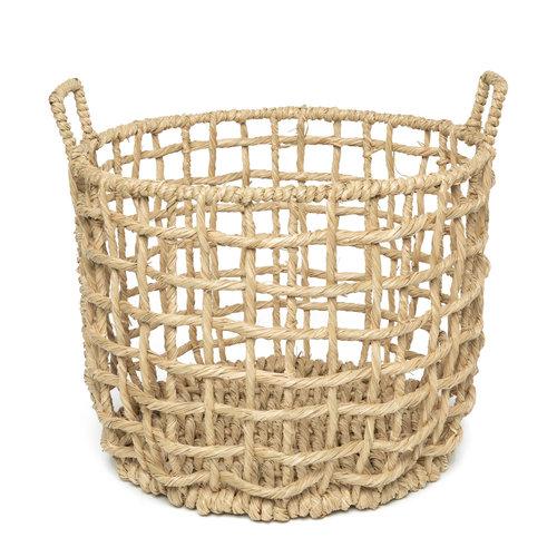 Bazar Bizar The Cua Dai Basket - Natural - Set of 3