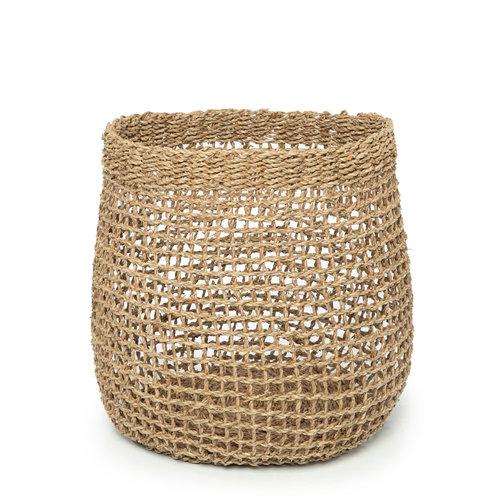 Bazar Bizar The Lang Co Basket - Natural - Set of 3