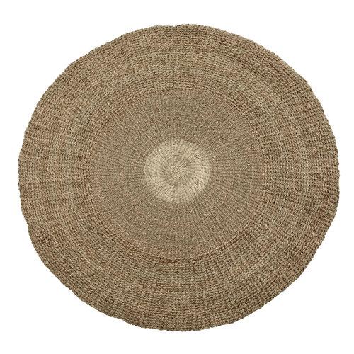 Bazar Bizar The Mekong River Carpet - Natural - 150