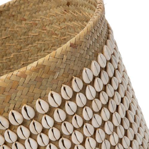 Bazar Bizar The Pandan Basket #1 - Natural White