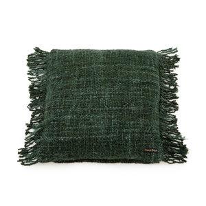 Bazar Bizar The Oh My Gee Cushion Cover - Forest Green - 40x40