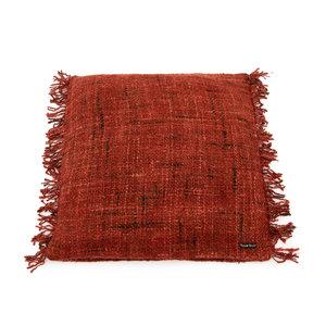 Bazar Bizar The Oh My Gee Cushion Cover - Cherry Red - 60x60