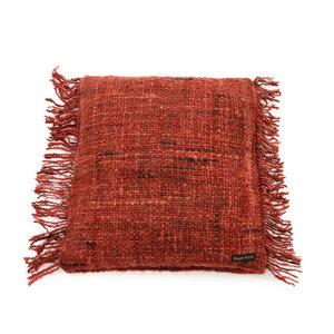 Bazar Bizar The Oh My Gee Cushion Cover - Cherry Red - 40x40