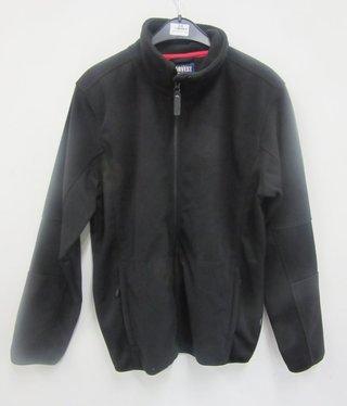 fleecevest zwart