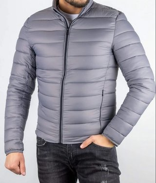 Parma light grey Jacket