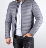 Parma light grey Jacket
