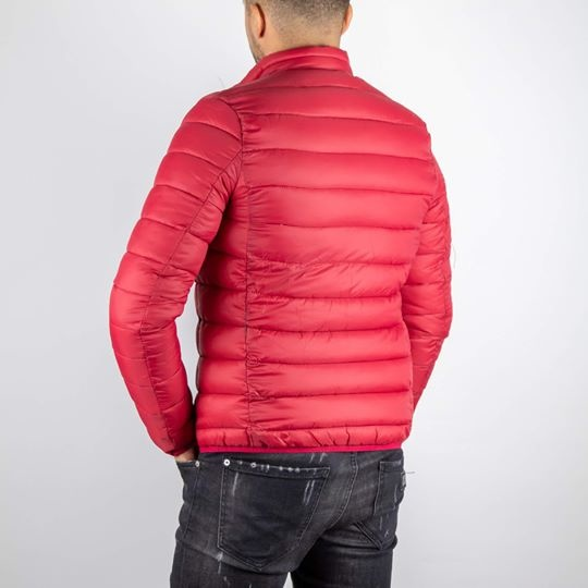Parma Red Jacket