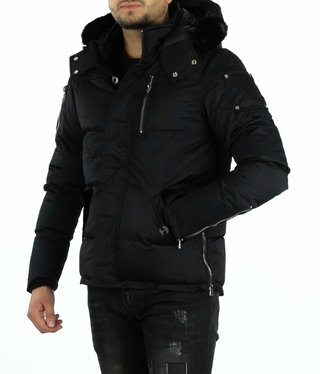 Sanremo Black Jacket