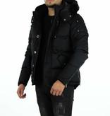 Sanremo Black Jacket