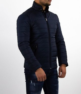 toledo dark blue jacket