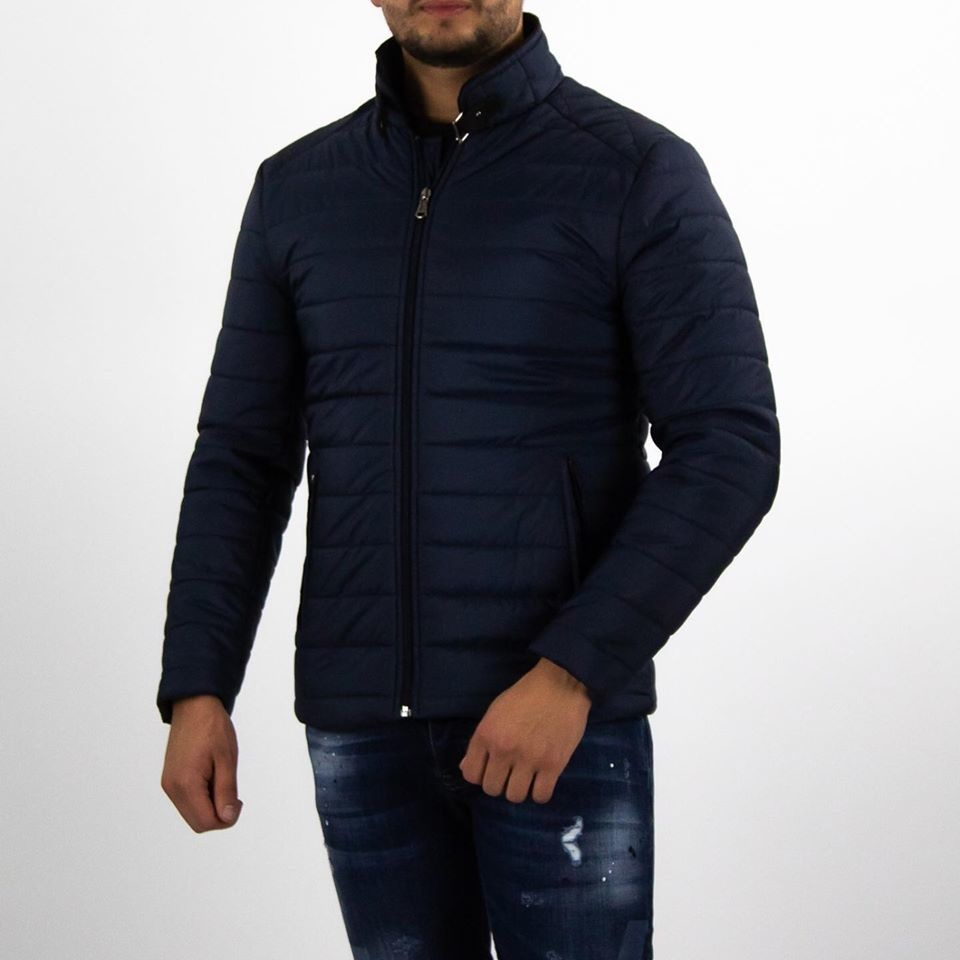 toledo dark blue jacket