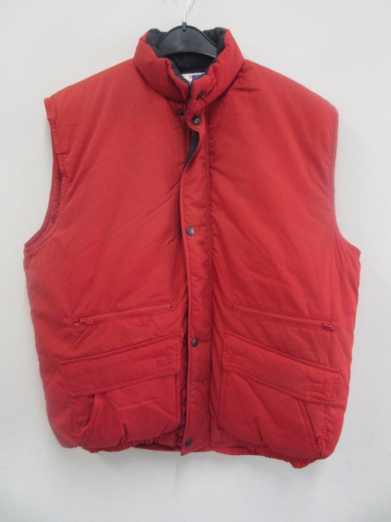 Rom88 Body warmer rood