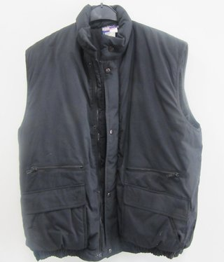 Rom88 Body warmer zwart