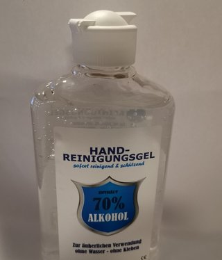 Handgel desinfecterend 70% 250ml