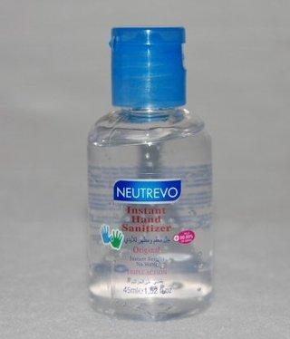 45 ml Neutrevo desinfecterende handgel 70%
