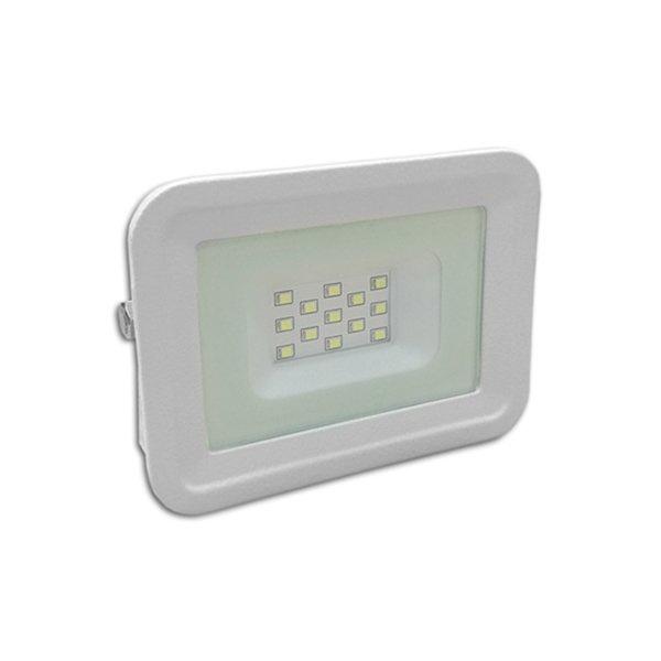 Optonica LED Schijnwerper Wit