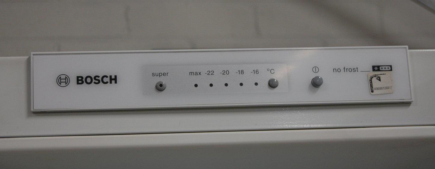 Bosch KDN30V00 koel-vriescombinatie
