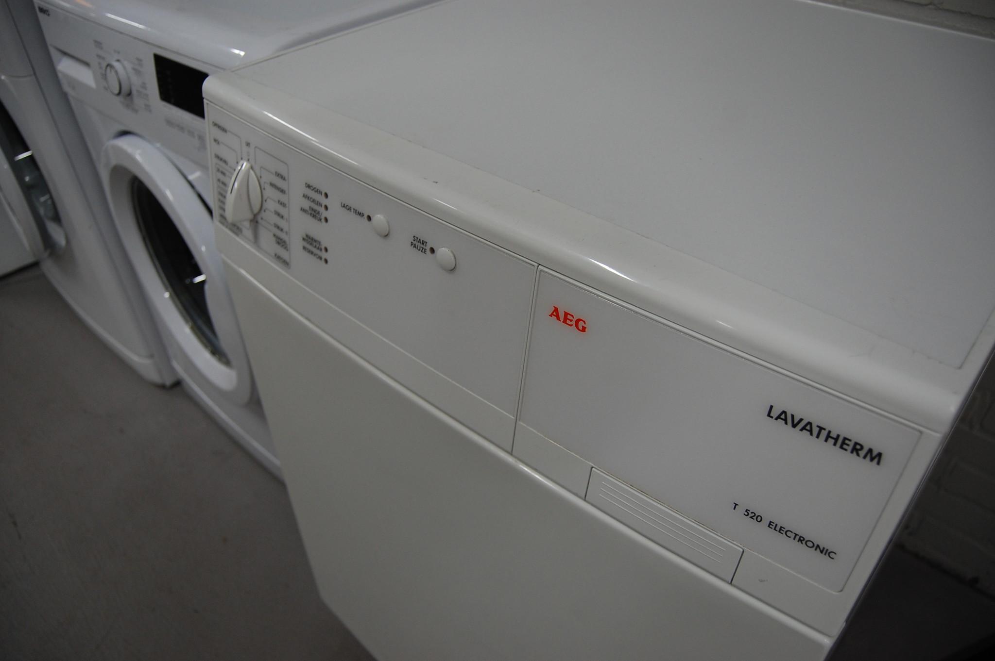 AEG Lavatherm T520 Condensdroger