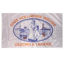 Haringvlag Hollandse Nieuwe oranje