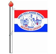 Haringvlag Hollandse Nieuwe