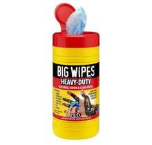 Handreinigingsdoekjes Big Wipes Heavy duty 80S