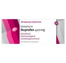 Ibuprofen tabletten á 20 st.