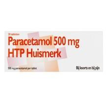 Paracetamol ds. á 20 s.