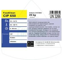 FoodClean CIP 650