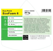Eco point EcoFoam 6