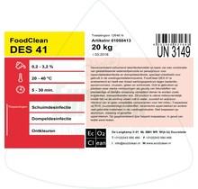 FoodClean DES 41