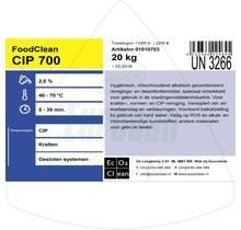 Krattenreiniger CIP 700