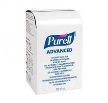 Gojo Purell advanced, handsanitizer gel