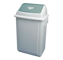 Afvalbak met tuimeldeksel