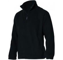 Fleece sweater Tricorp kraag met rits