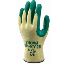 Handschoenen Showa GP-KV2R kevlar nitril