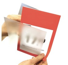 PVC sheet 0,4 mm Anti Reflex