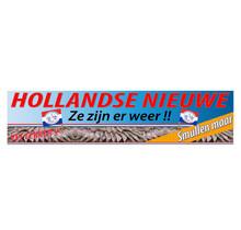 Spandoek Hollandse Nieuwe ze zijn er weer