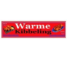 Spandoek PVC - Warme Kibbeling