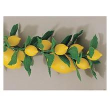 Decoratie Citroenen met blad