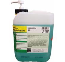 Doseerpomp voor 2 ml  voor 5 ltr can